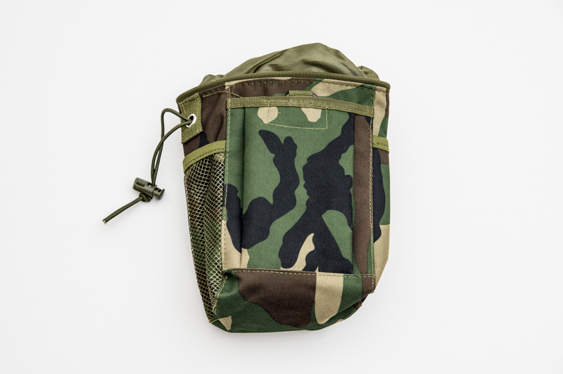Camo Pouch medium (TWO ONLY)