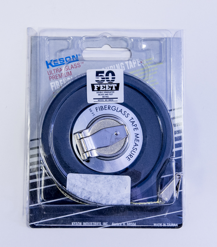 Keson 50ft Tape Measure