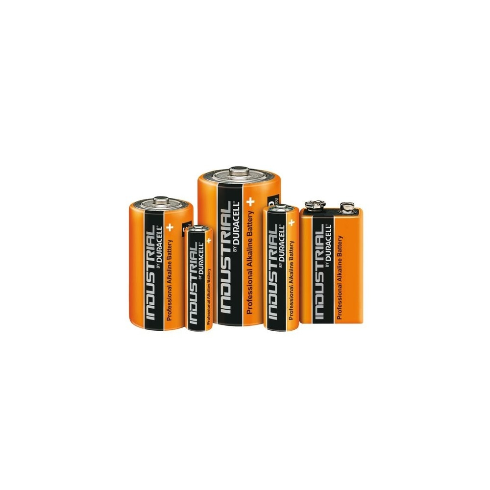 Duracell Industrial AA Professional Batteries (Pack of 10)